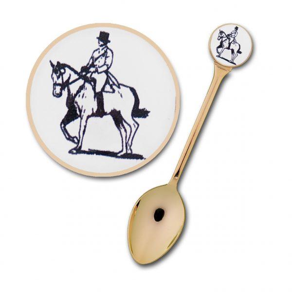 R018 Paardedresseurlepel