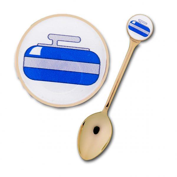 R022 Curlinglepel